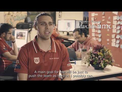 Bridgestone World Solar Challenge Episode1: Team Introduction - Western Sydney University
