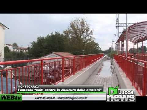 Montecarlo - fantozzi uniti contro la chiusura delle stazioni - Dì News - 20 Ottobre 2012