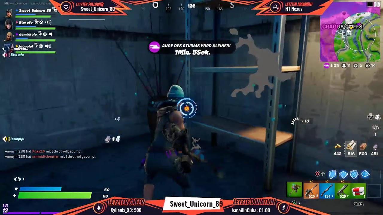 Download 🦄  Fortnite live deutsch 🦄 Abozocken/Custom Games ❗❗ Gamergirl 🎀 Sweet_Unicorn_89 🎀✔
