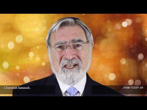 The Light of Judaism (Chanukah 5779)