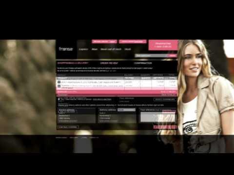 Fransa B2B webshop - how to buy (Danish short version)