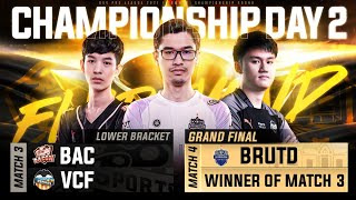 Championship Day 2 | Grand Final | RoV Pro League 2021 Summer