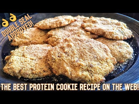 Healthy Protein Snickerdoodle Cookies | Lenny & Larry's Low Carb Recipe
