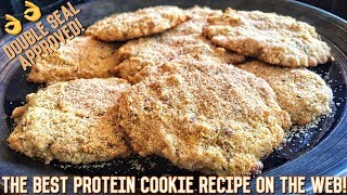 Healthy Protein Snickerdoodle Cookies | Lenny & Larry