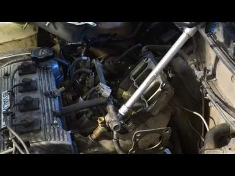 How to replace fuel injectors Toyota Corolla. Years 1991 to 2002