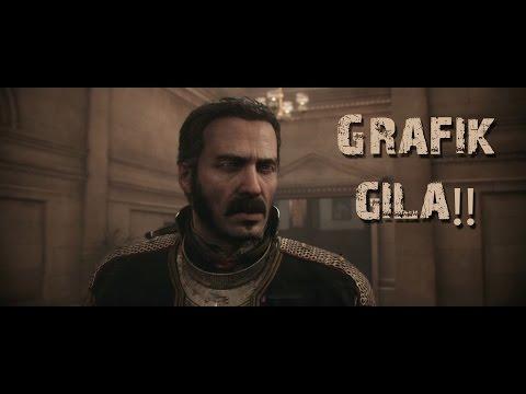 Mengulas Game (1) : THE ORDER 1886 (PS4) Game Dengan Grafik TERGILA! (60 FPS)