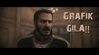 Mengulas Game (1) : THE ORDER 1886 (PS4) Game Dengan Grafik TERGILA! (60 FPS)