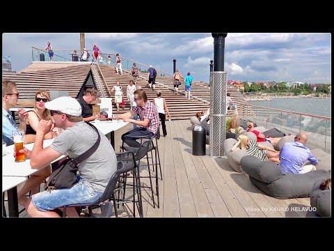 LÖYLYÄ Helsingissä  •  The Sauna bath in Helsinki  (4K orig.)