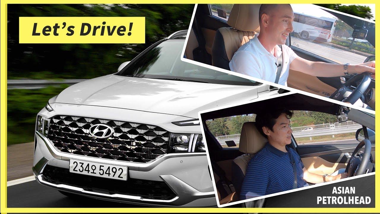[Part#2] 2021 Hyundai Santa Fe w/ 2020 Hyundai Santa Fe Owner.  New Santa Fe drives any better?