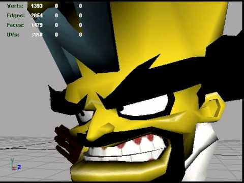 Extended Scene from Crash Twinsanity No.1