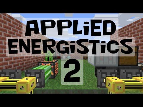 Applied Energistics 2 Tutorial #12 - P2P Tunnels (MC 1.7.10)