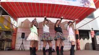 「8はちアソビinユーロード」ジモドル祭り@8はちアソビ 0.SE 1.町田音...