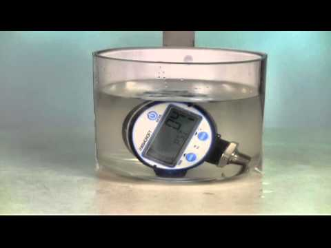 Features Of The Ashcroft DG25 Digital Pressure Gauge
