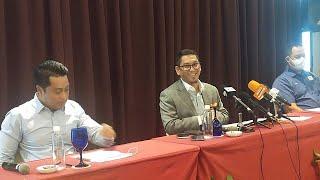 Presiden, Timbalan Presiden PAFA letak jawatan