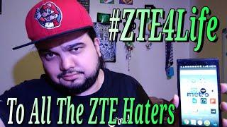 A Message To All ZTE Haters! ZTE Zmax MetroPCS Original Still Works Great! #ZTE4LIFE