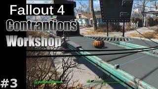 Fallout 4 - DLC Contraptions Workshop 3 Сортировочные машины, дивертеры и лазерные сенсоры