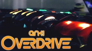 Anki Overdrive - HD Game Footage Announcement Trailer