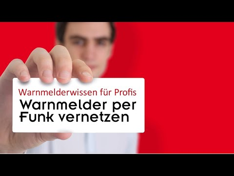 Warnmelder Mit Funkmodul Ei650m Per Funk Vernetzen Youtube