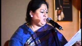 Performance by Shubha Mudgal at Vodafone Crossword Book Award 2007_.wmv