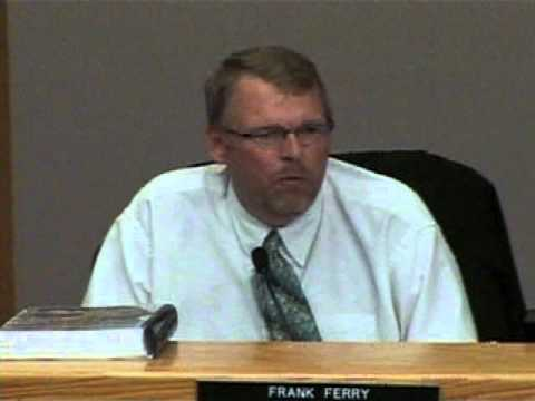 SCVTV.com 9/23/2008 Santa Clarita City Council Meeting / Part 5 of 5
