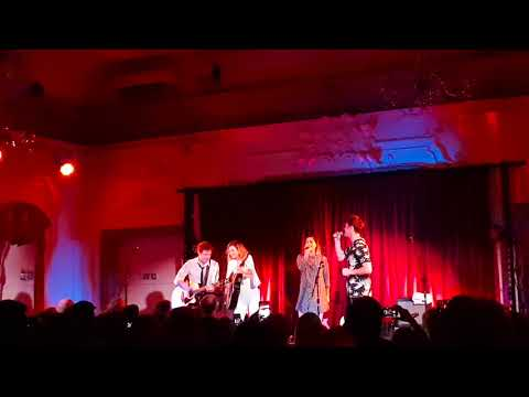 Striking Matches Ft. Sam Palladio & Cassadee Pope - I Ain't Leavin' Without Your Love @ Bush Hall 4K