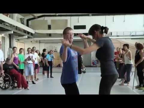 "Workshop Vera Rebl ""DanceAbility"""
