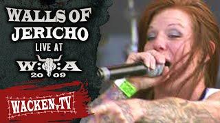 Walls Of Jericho - American Dream - Live at Wacken Open Air 2009