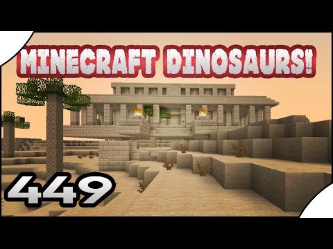 Minecraft Dinosaurs! || 449 || Broken Pants!