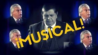 Fernando Olivera vs Alan García Versión Musical  Debate Presidencial 2016
