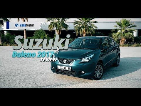 Suzuki Baleno 2017 Review