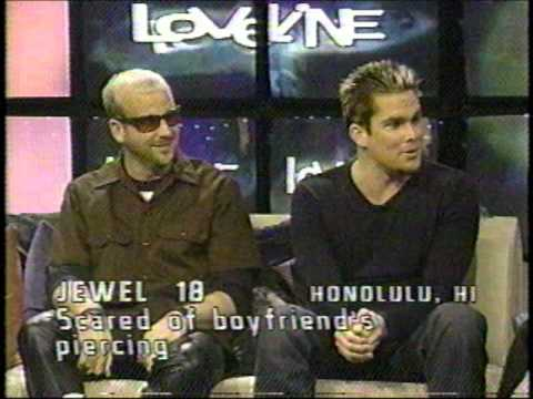1999 - MTV's LOVELINE w/ guest Sugar Ray - FULL EPISODE