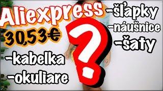 Aliexpress - OUTFIT ZA 30€ aj s doplnkami?!