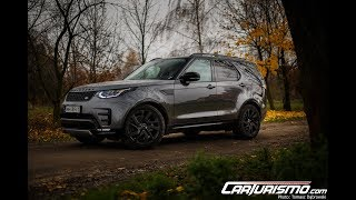 Land Rover Discovery HSE Si6 test PL Pertyn ględzi