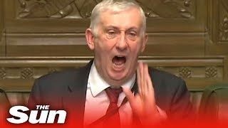 Sir Lindsay Hoyle's best moments as Deputy Speaker