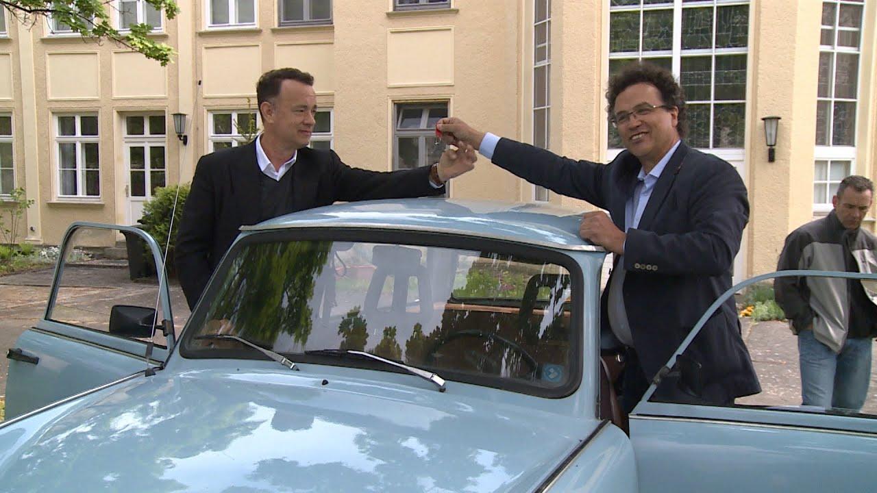 Tom Hanks Eisenhüttenstadt