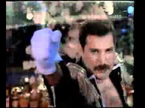 Freddie Mercury  - 'Living On My Own'. mp3