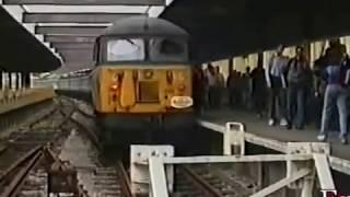 Pathfinder Lancastrian Railtour. May 1993