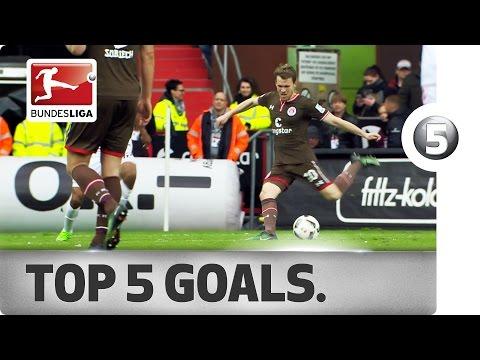 Топ-5 лучших голов 29-го тура второй Бундеслиги