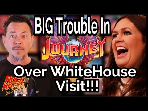 Big Trouble in Journey After 3 Members visit White House : Schon Not Happy
