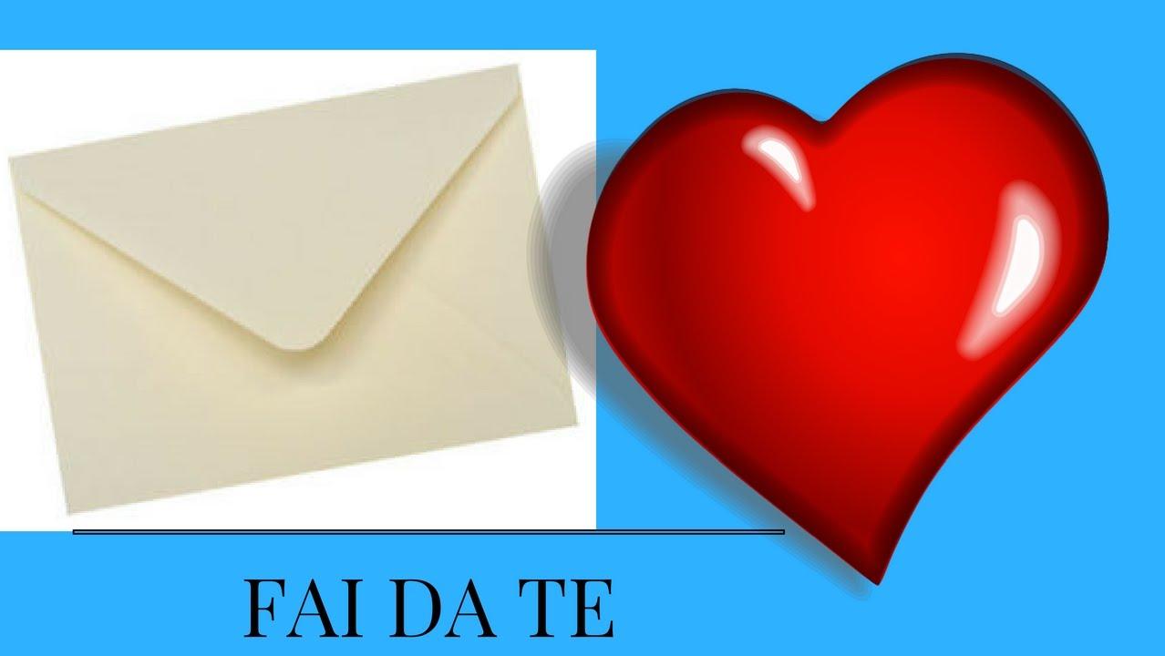 Come creare una busta da lettere zd24 regardsdefemmes - Come fare un porta lettere ...