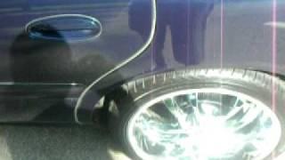 Buick century on dubs