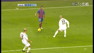 Ronaldinho Was Above Everyone In This Game