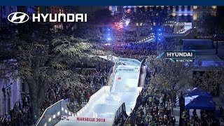 [Hyundai N] Red Bull Crashed Ice Marseille (3D Track Film)