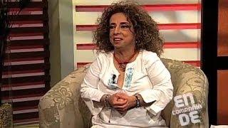 En compañía de... María Elena Saldaña 10/03/13