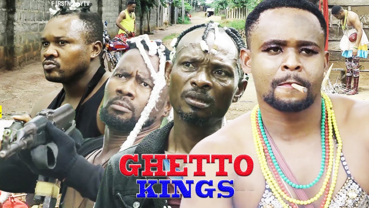 Download GHETTO KING'S SEASON 1&2 - ZUBBY MICHEAL 2020 LATEST NIGERIAN NOLLYWOOD MOVIE