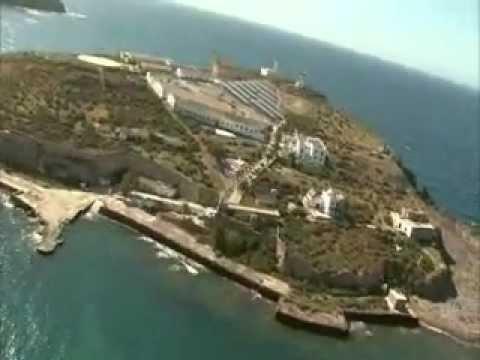 Destacamento militar, Islas Chafarinas.