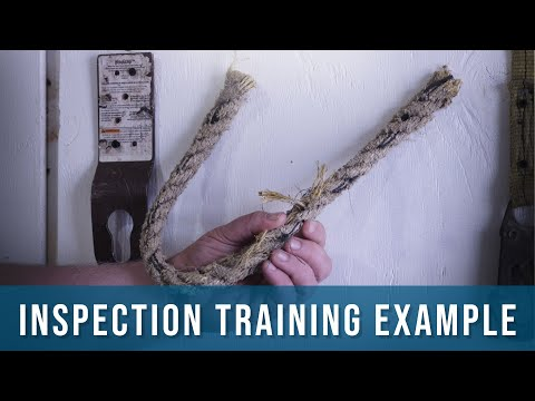 Inspect Your Fall Protection Equipment!   OSHA Rules, Hazards, Safety, Training