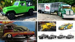 Upcoming Models from Majorette, Tarmac Works, Auto World Trucks