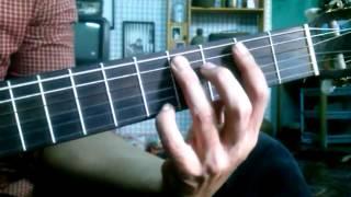 Tình khúc cho em - Guitar