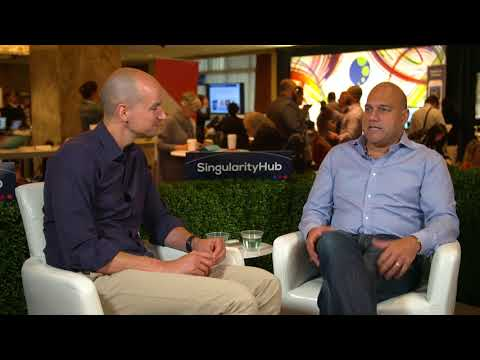 Salim Ismail: How Do You Fix Civilization? | Singularity Hub
